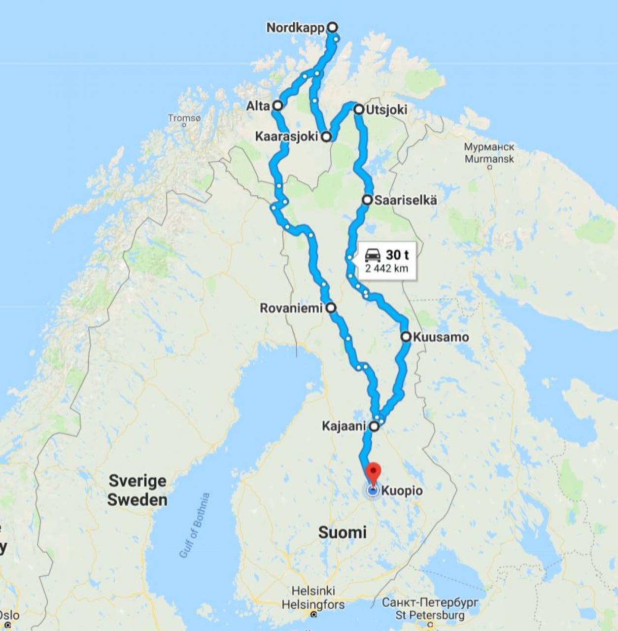 Suomen Jarjestamme Laadukkaat Euroopan Kiertomatkat