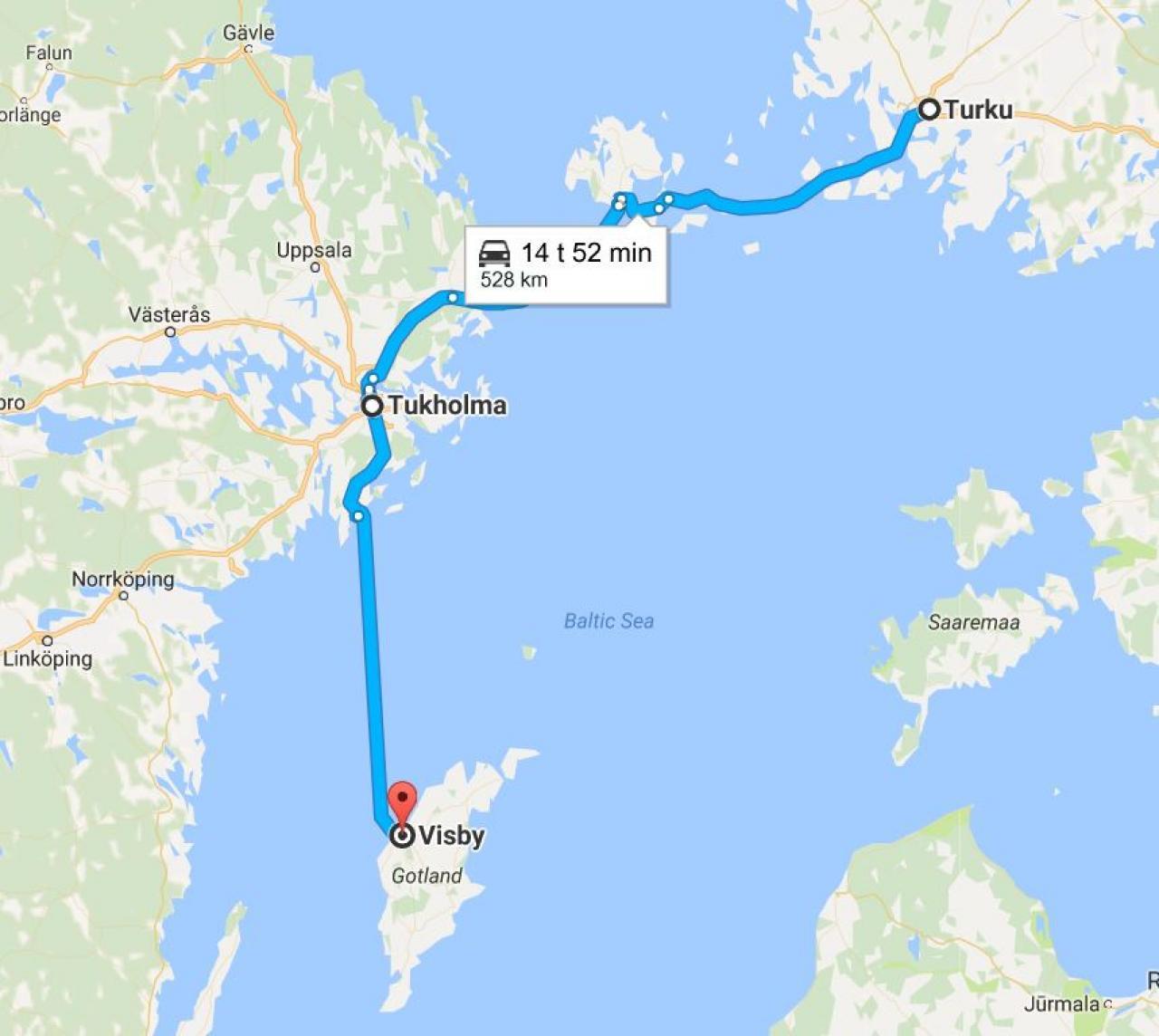Visby Ja Keskiaikamarkkinat Ykkosmatkat Jarjestamme Laadukkaat